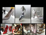 Customized High Quality Acrylic Shoes Display for Nike