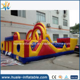 New Design Funny Inflatable Obstacle Course for Adult