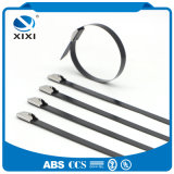 Polyester Coated Stainless Steel Cable Tie