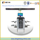 3D Wheel Alignment Auto-Tracking Lifting Post with Ce Certificate Ds7