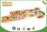 Soft Plastic Castle Child Candy Theme Commercial Playground Amusement Park