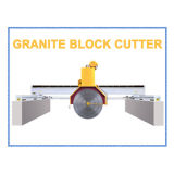 Multi Blades Stone Block Cutter with Blade Lift by 4 Column