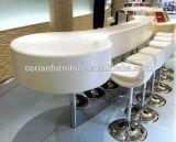 Modern Design Marble Acrylic Home Bar Table with High Quality