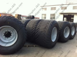 Assembly Flotation Tire 850/50-30.5 with Wheel 28.00X30.5