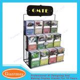 Metal Wire Sample Counter Top Chocolate Display Rack