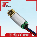 Digital products low noise 6V DC gear motor electric