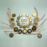 Phone Receiver Piezo Ceramic Element