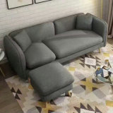 Europe Style Ikea Fabric Sofa (8811)