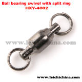 Fishing Ball Bearing Swivel with Solid Ring