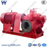 Single Stage Double Suction Split Centrifugal Fire Fighting Water Pump