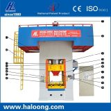 High Capacity Safety Grating Fire Brick Press