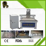 Multi Process Pneumatic Woodworking CNC Router Machine
