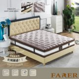 Cheap 100% Polyester Memory Foam Mattress for Bed Sponge Customized