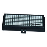 Black Rectangle HEPA Filter for Household and Office Vacuum Cleaner