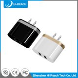 Custom 2.1A Universal Travel USB Charger for Mobile Phone
