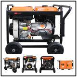 5kw Clean&Green Technology Diesel Generator Set (Big Wheels)