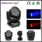 19pcsx15W 4 in 1 LED Moving Head Wash Zoom Light