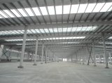 Large Wide Span Light Steel Structure Construction Frame Warehouse (KXD-SSW51)