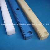 Engineering Plastics Acetal Gear Rack in Virgin Material