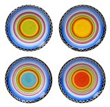 Assorted Design Ceramic Canape Dish by Factory Price