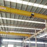New Type Single Girder Bridge Travelling Crane for Workshop