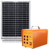 80W Solar Power System for Solar Panel