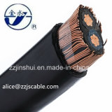 Concentric Cable Flat XLPE Copper 2*8AWG+8AWG 0.6/1kv