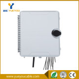 Waterproof 8 Cores FTTH Fiber Optic Termination Box for Pole Mounted