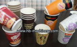 Disposable Paper Cup, Paper Glass, Paper Bowl
