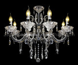 Modern Crystal Ceiling Lamp Chandelier (8010-5)