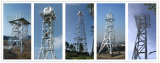 High-Quality Steel Lattice Guard Tower