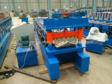 Metal Ridge Capping Roll Forming Machine in Africa