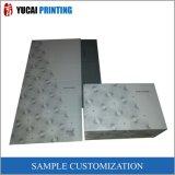 Grey Paper Box Printed Gift Box