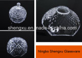 100% No-Lead Top-Grade Glass Fruit Bowl Glassware SX-009