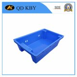 177# Color Factory Logistics Use Plastic Turnover Box with Holes in Sides