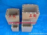 Al2O3 Alumina Ceramic Muffle Furnace Core for Cupellation Furnace