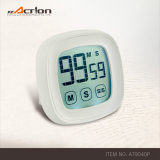 Touch Setting Digital 99′59′′count up and Count Down Kitchen Timer