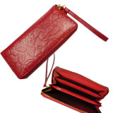 Fashion Leather Wallet, Lady Wallet