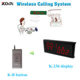 Wholesale Price Wireless Electronic Pager Restaurant Wireless Calling System