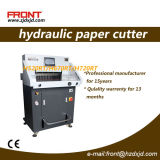 Hydraulic 670mm Touching Screan PLC Paper Cutter (H670RT)