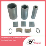Block/Disc/Cylinder/Ring Shap N32-N55 NdFeB Permanent Magnet with Super Power