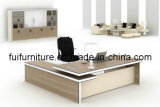 L Shape Melamine Office Manager Desk (FD066A-24, 22)