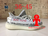 2017 New Originals Kanye West Yeezy 350 Boost V2 Running Shoes for Sale Men Women Wholesale Cheap Sply-350 Yeezys Sports Shoes Free Drop Ship