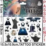 Waterproof Removable Non-Toxic Movie Tattoo Sticker (CG077)