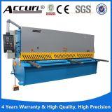 QC12y Heavy Series Guillotine Shearer QC12y-30X2500