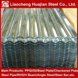 Galvanized Corrugated Steel Sheets with Zinc Coating 30 Grms/M2