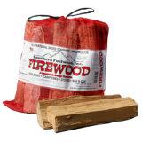 Woven Tubular Mesh Bag for Fire Wood, Woven Mesh Bag