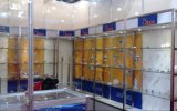 Stainless Steel Glass Sliding Door Guide (HS07SL14R)