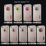 Rubber TPU Cell Phone Case for iPhone 7 Plus iPhone7