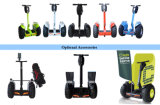 Ecorider Waterproof 72V Lithium Battery Two Wheel Smart Balance Electric Scooter